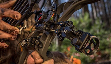 Featuring sights, release aids, quivers and much more, there's a plethora of new bow accessories this year.