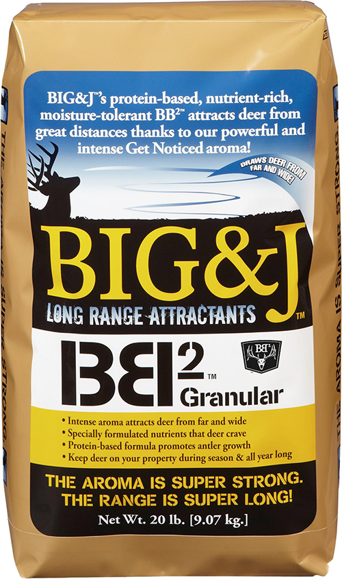 Big & j attractant