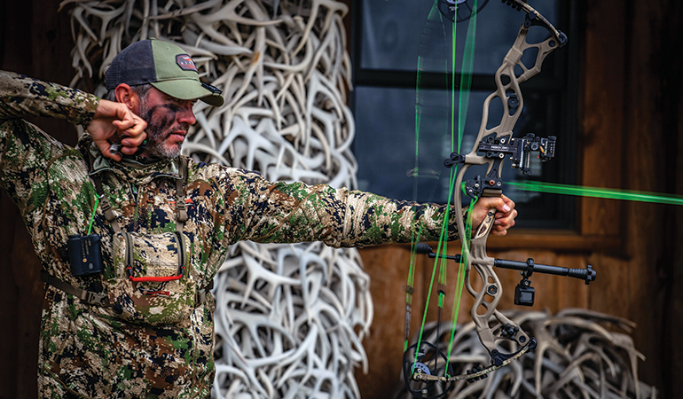 Becoming a Better Bowhunter in the Off-Season