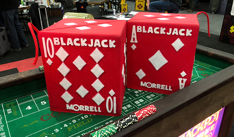 morrell-blackjack-archery-targets