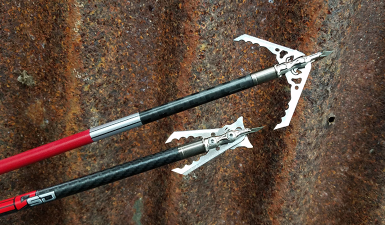 New Mechanical Broadheads for 2019