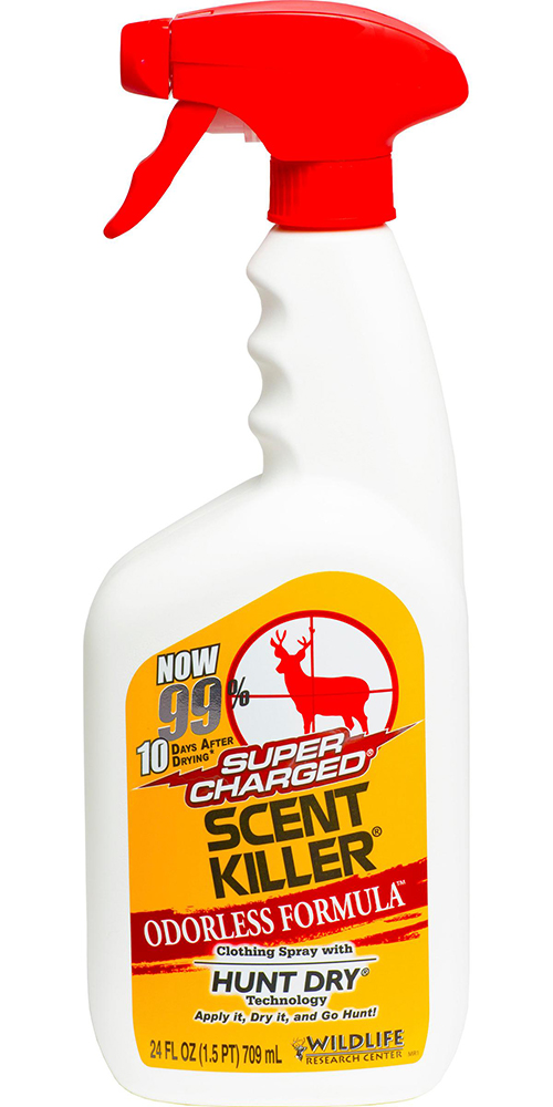 Wildlife research center super charged scent killer