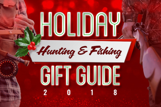 Last-Minute Stocking Stuffers for Hunters, Anglers