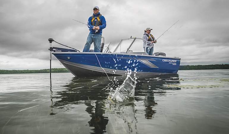 2019 Boats: 4 Multi-Species Fishing Machines