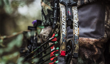 Check out some of the compound bows from this year's ATA Show.