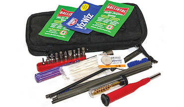 For less than $100, you can put together a repair kit that's easy to pack into the field.