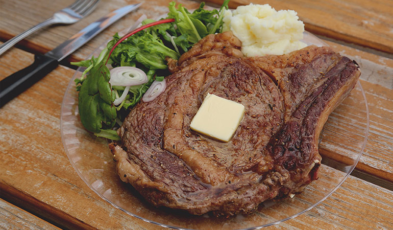 One-Pan Steak Dinner Recipe