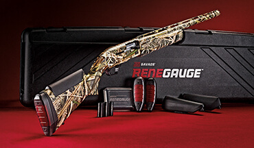 With its innovative gas system and shooter-friendly features, the Savage Renegauge semiauto shotgun ushers in a new era of American firearm design and function.