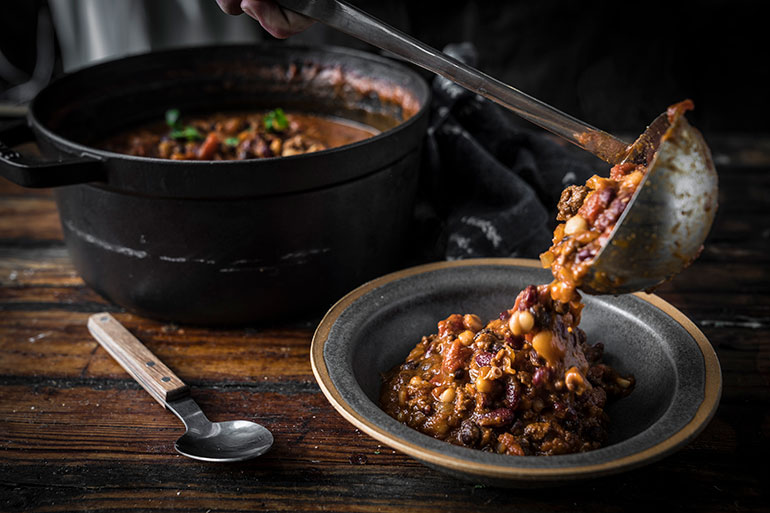 Smoked Venison Chili Recipe