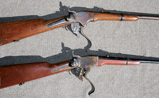 Cimarron's Spencer 1865 Carbine