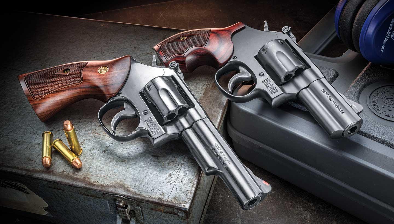 Combat Magnums