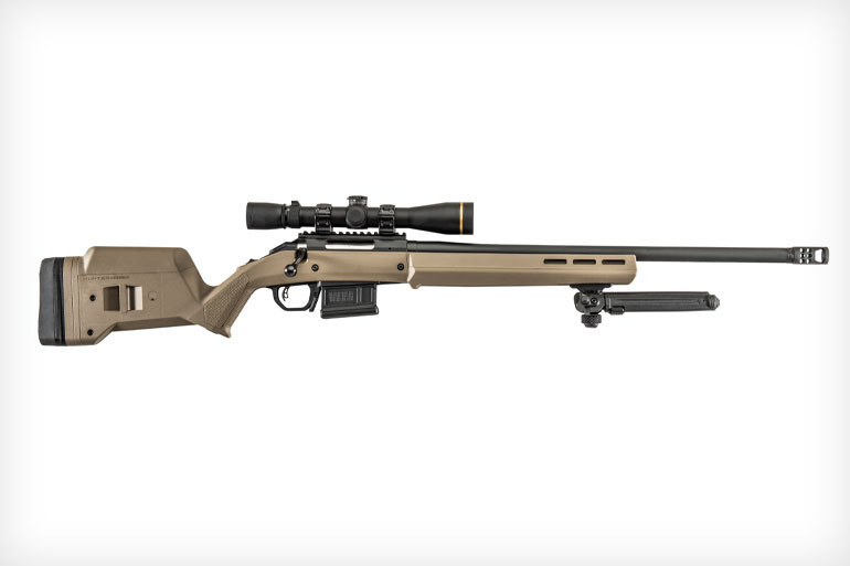 Davidson's Exclusive Ruger American Hunter Review