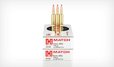 Eric Poole takes a first look at Hornady's 6mm ARC, which has already been adopted by the U.S. military.