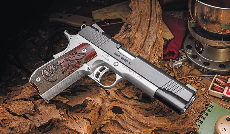 review kimber camp guard guns and ammo