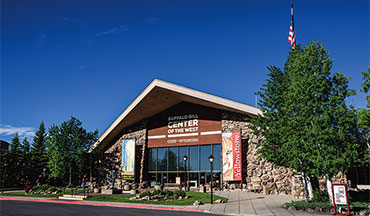 No matter how you arrive, a visit to the Center of the West is a must for anyone traveling through northwest Wyoming.