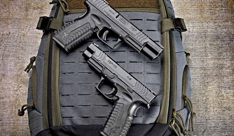 Springfield Armory makes the XD(M) 10mm the hardest hitting yet.