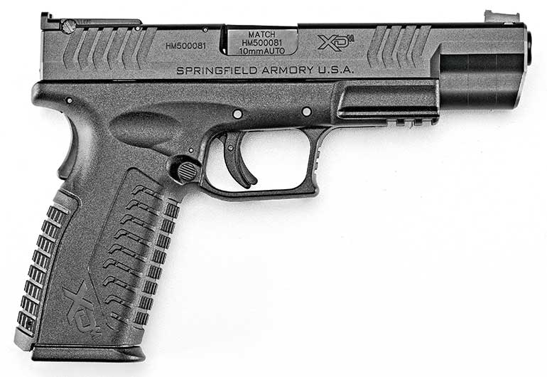 Springfield Armory XD M 10mm