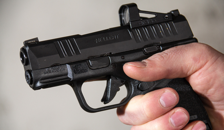 Springfield Hellcat 9mm Subcompact Review