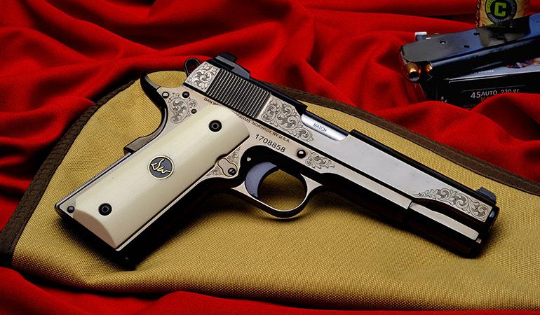 Handgun Beauties: Dan Wesson 50th Anniversary