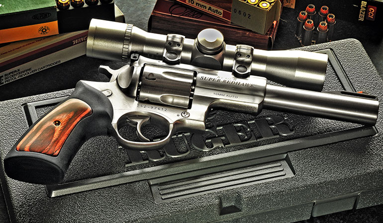 Review: Ruger Super Redhawk 10mm Auto