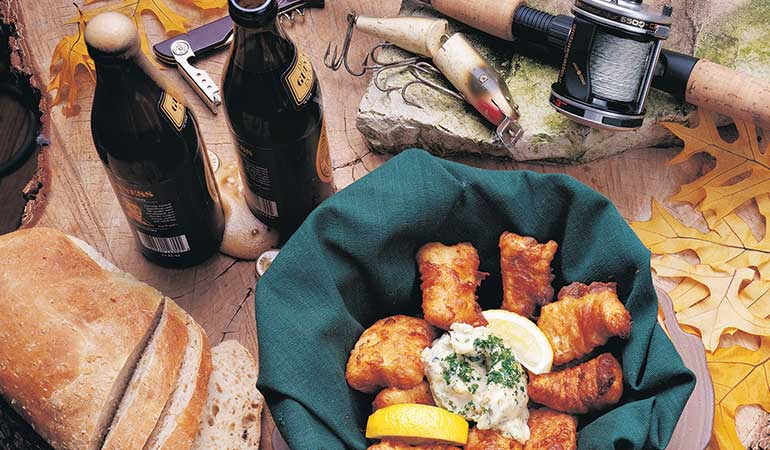 Beer-Battered Northern Pike Recipe