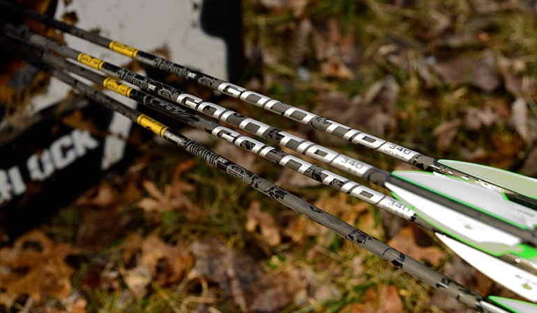 The Best Arrows for Deer Hunting