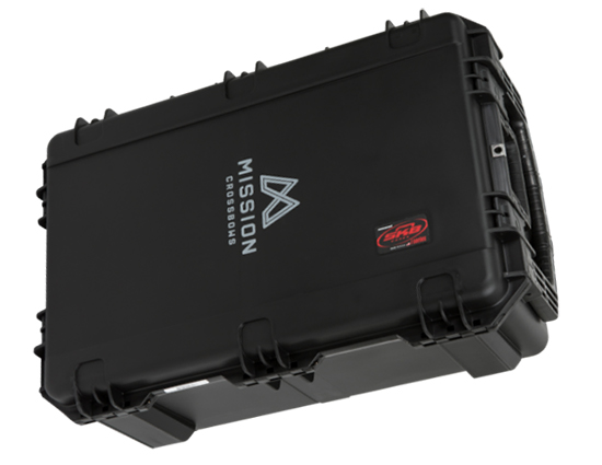 Mission Custom SKB Hardcase
