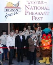 "Pheasants Forever Taking ""National Pheasant Fest"" Event to Milwaukee in 2014."