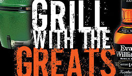 Bassmaster Elite Series Anglers Grill with the Greats