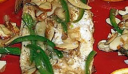Trout Almondine (Recipe)