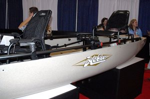 Hobie Mirage Pro Angler 17T Fishing Kayak
