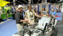 Hobie Mirage Pro Angler - Best of Show ICAST 2009 (Video)