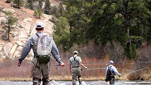 7 Tips for Safely Wading High-Water Trout Streams