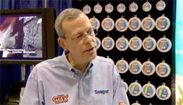 Seaguar at ICAST 2009 Show in Orlando, FL (Video)