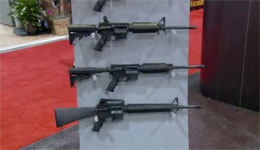 Stag Arms at 2009 NRA Show (Video)