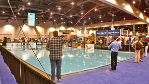 ICAST Draws Flies