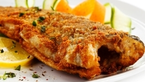 Crispy Pan Fried Trout (Recipe)
