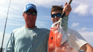 Gulf Red Snapper Sector Separation Opposed by Sportfishing Industry
