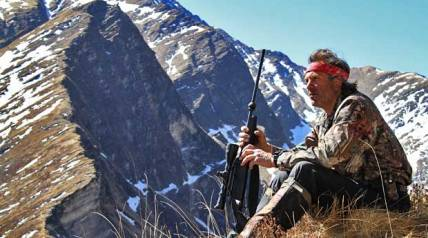 Jim Shockey was among the big winners at the 2013 Golden Moose awards. (Courtesy Jim Shockey)