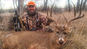 Tips for Hunting and Tagging Heavily-Pressured Bucks