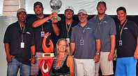 Sandman Defends World Sailfish Championship