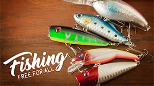 June Fishing Free-For-All