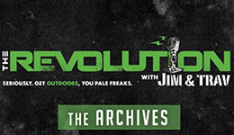 The Revolution Rewind on The Revolution with Jim & Trav