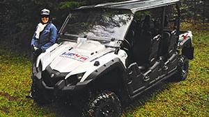 Honored Veterans Get a 'Ride' from Yamaha