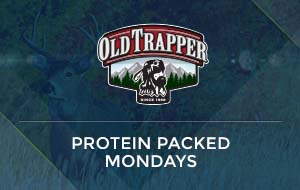 Protein Packed Mondays Presented by Old Trapper Beef Jerky