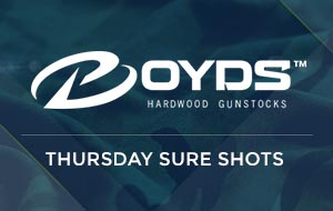 Thursday Sure Shots