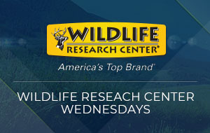 Wildlife Research Center Wednesdays