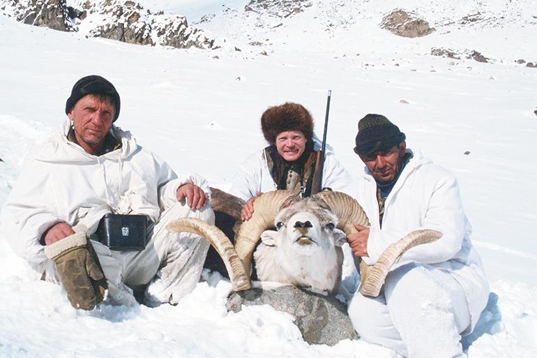 1999 Marco Polo in Tajikistan
