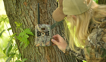 These trail cameras feature the latest wireless technology.