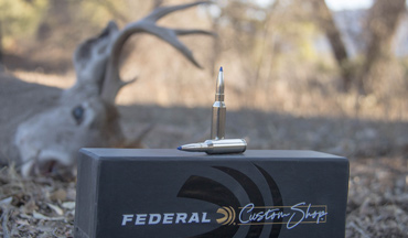 The new Federal Terminal Ascent series may be the ultimate big-game ammo.